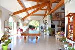 Chateaudouble villa F8 256m dont bastidon séparé 2 chambres d'hôtes 645000€ crn2114