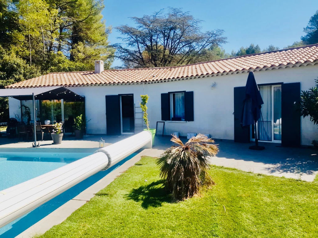 Exclusivité Draguignan villa F5 130m pp 2010 834ù terrain piscine 425250€ crn2132