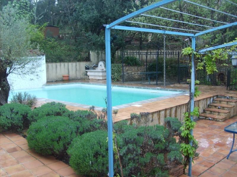 photo de A découvrir Vidauban belle villa F4 240 m 1370m terrain piscine  615000Euro négociable Agence Idimmo