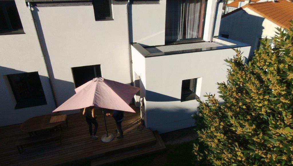 Nantes La Boissière maison entièrement rénovée.