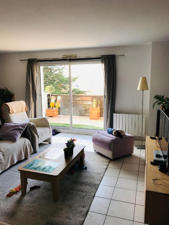 Appartement Nantes Rd Pt de Rennes 4 pièce(s) 93 m2
