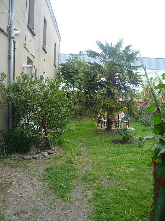 Nantes appartement parc de la Noë Mitrie