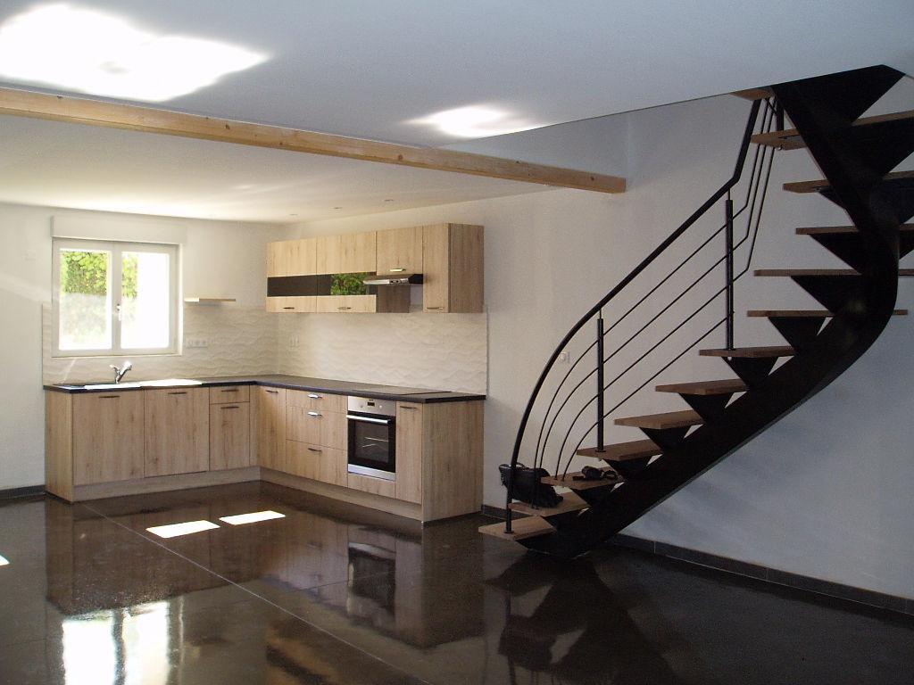 Druillat Maison de village  4 pièce(s) 118 m2