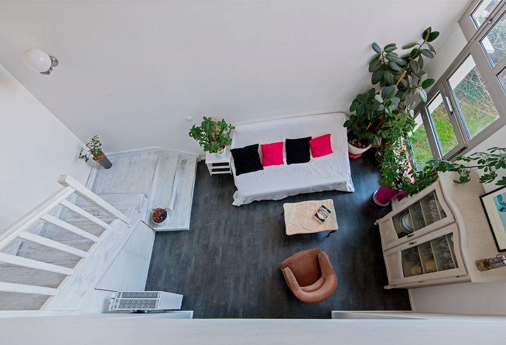 Appartement duplex Saint Denis 4 pièce(s) 100 m2