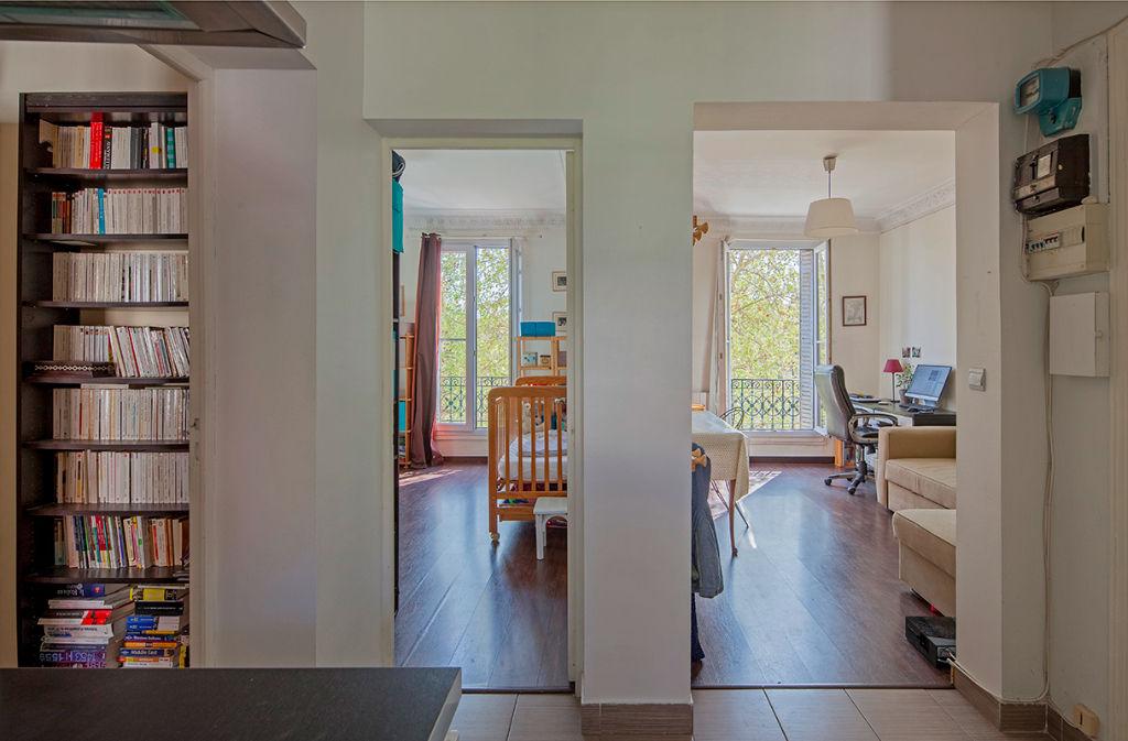 Appartement Saint Denis 3 pièce(s) 52 m2