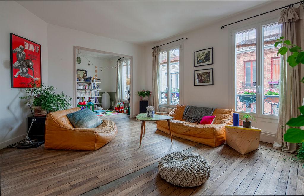 Appartement Saint Denis 4 pièce(s) 77,07 m2