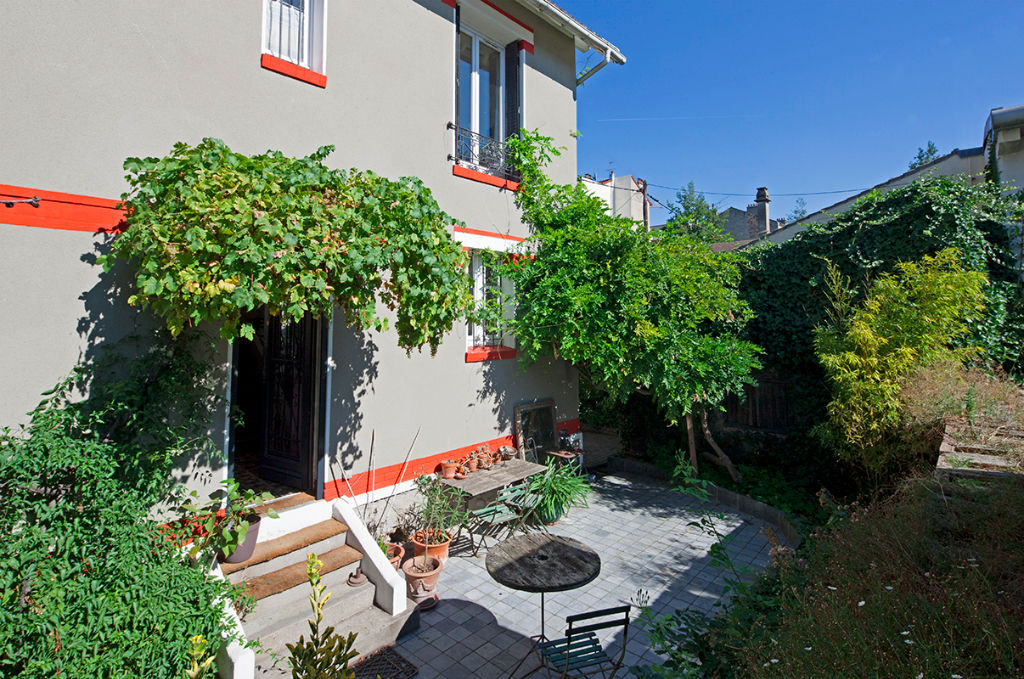 Maison Saint Denis 4 pièce(s) 100 m2