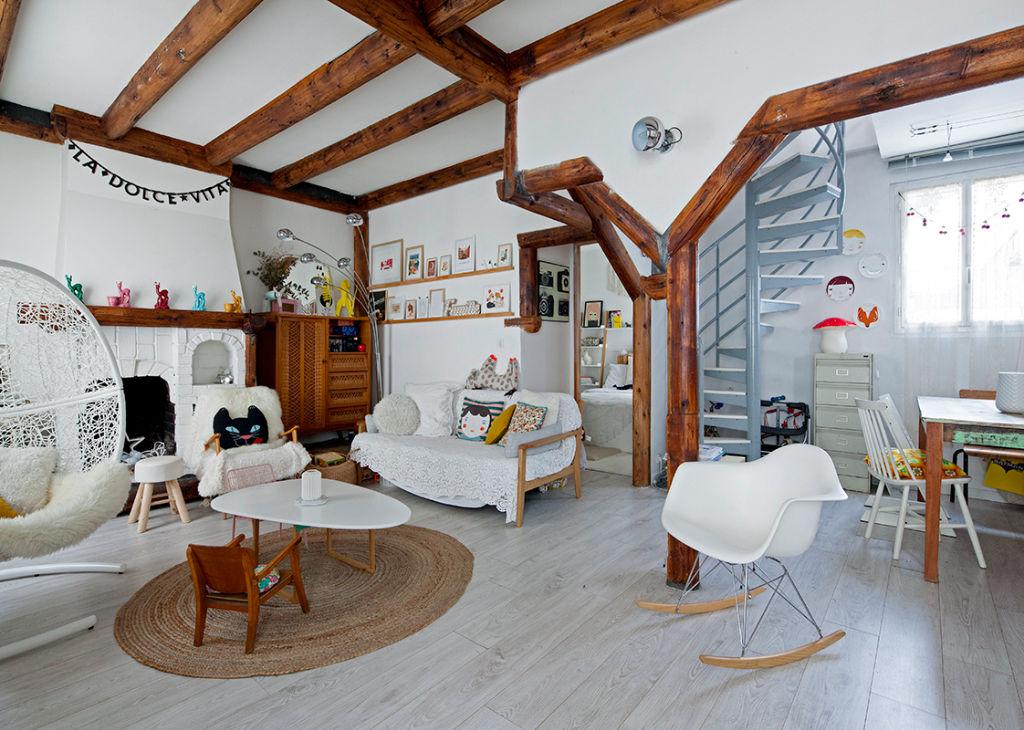 Appartement duplex Saint Denis 5 pièce(s) 107 m2