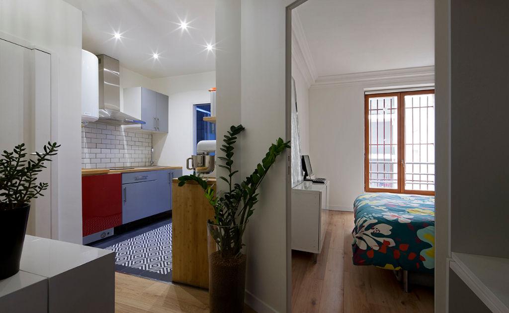 Appartement Saint Denis 2 pièce(s) 43 m2
