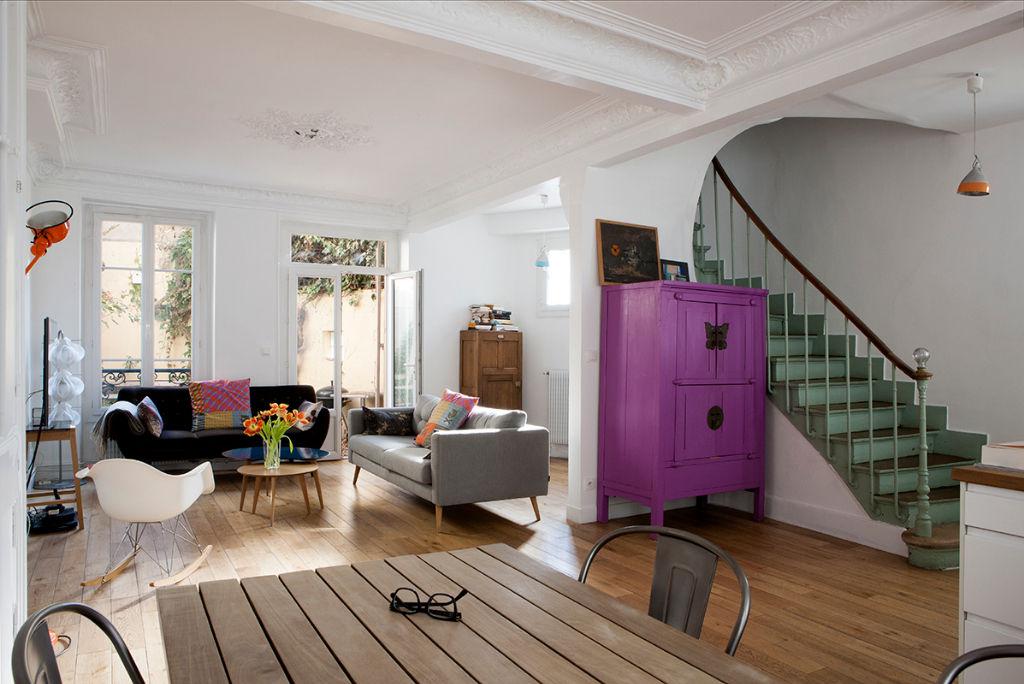 Maison Saint Denis 6 pièce(s) 130 m2