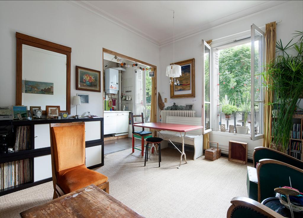 Appartement Saint Denis 4 pièce(s) 72.30 m2