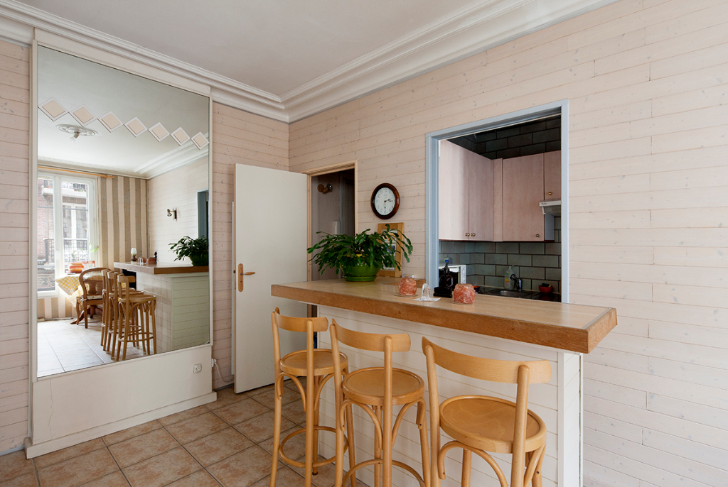 Appartement Saint Denis 2 pièce(s) 42.44 m2