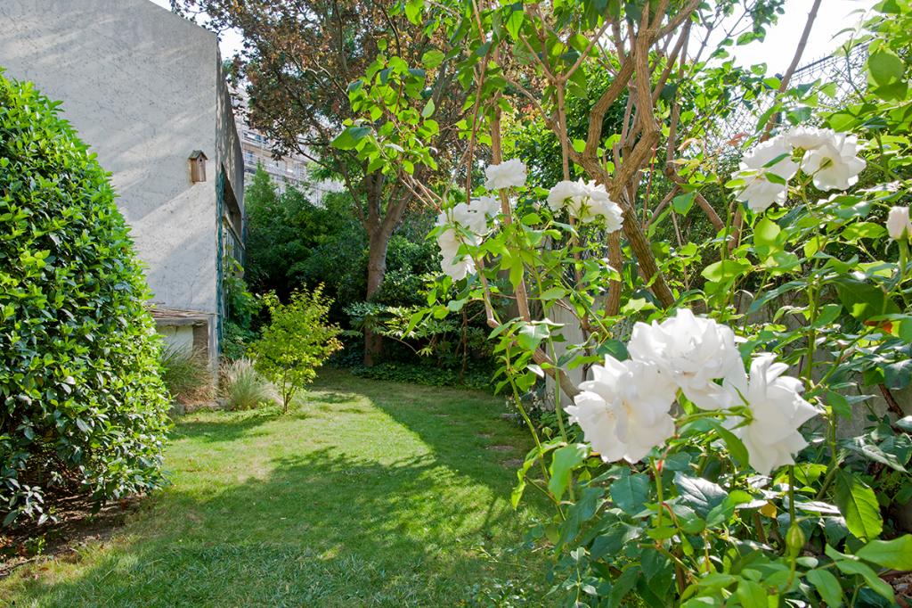 Appartement avec jardin Saint Denis 4 pièce(s) 91.16 m2