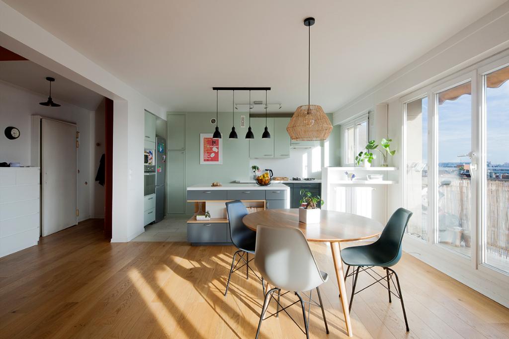 Appartement Saint Denis 4 pièce(s) 86 m2