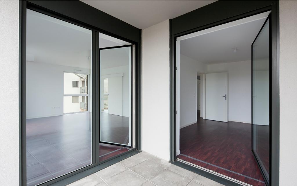 Appartement Saint Denis 4 pièce(s) 80.81 m2