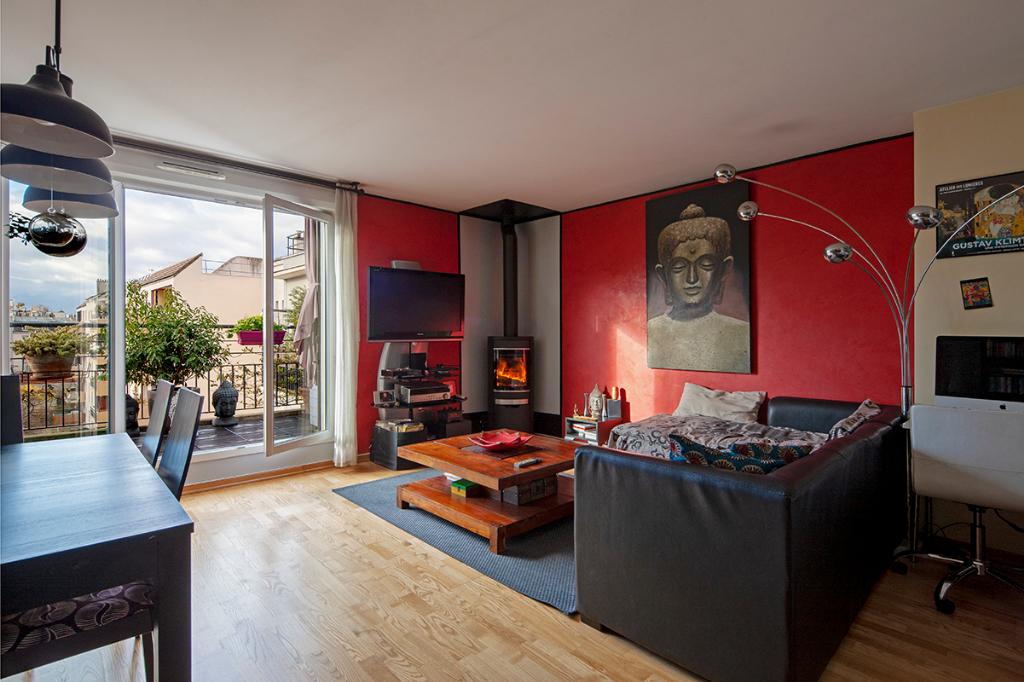 Appartement Saint Denis 3 pièce(s) 70.07 m2