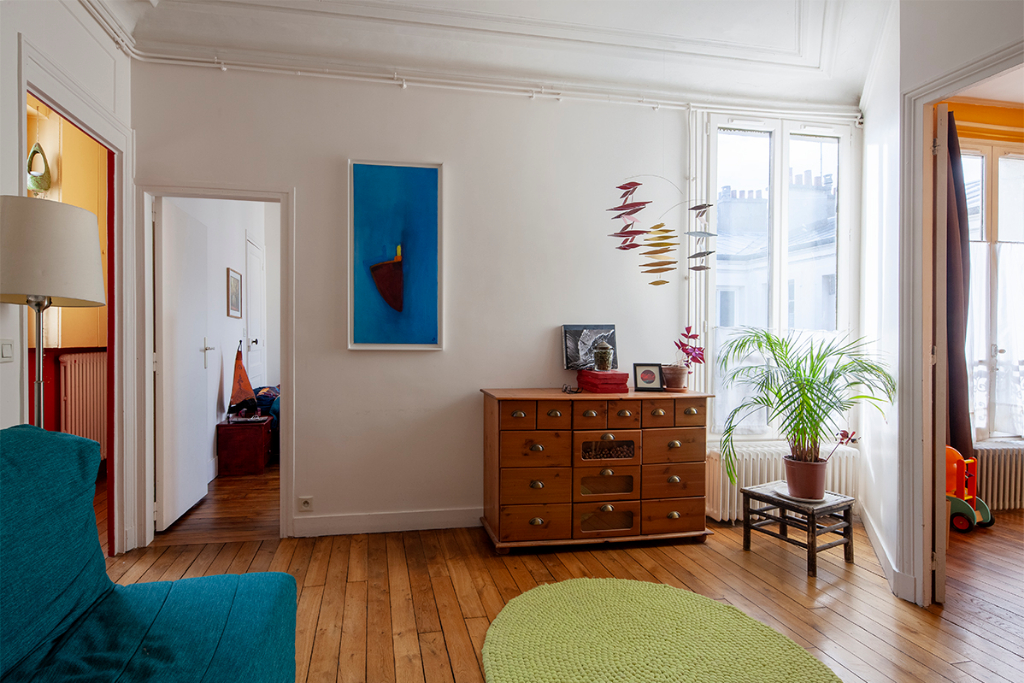 Appartement Saint Denis 3 pièce(s) 50 m2