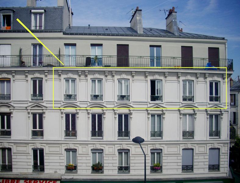 Appartement Saint Denis 4 pièce(s) 83.87 m2