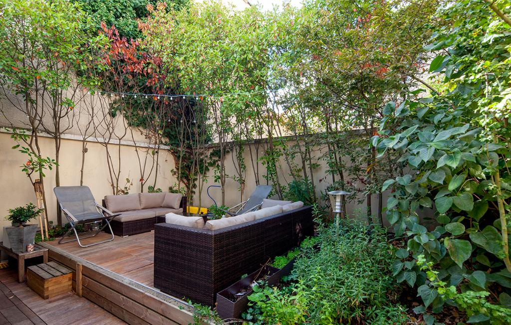 Appartement Saint Denis 4 pièces 81.48m2 avec jardin