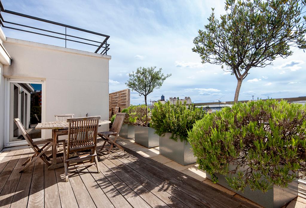 Appartement 5 pièces avec terrasse