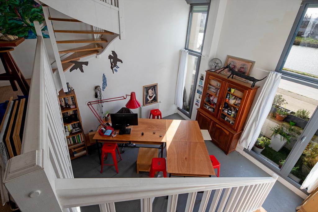 Appartement Saint Denis 4 pièce(s) 82 m2