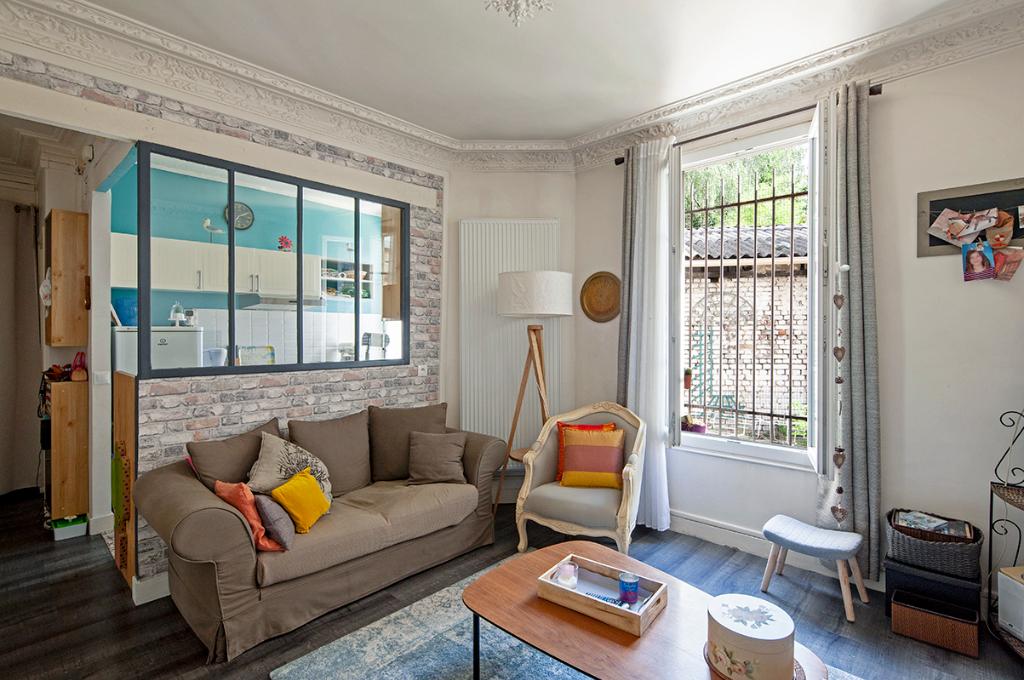 Appartement Saint Denis 3 pièce(s) 50.35 m2
