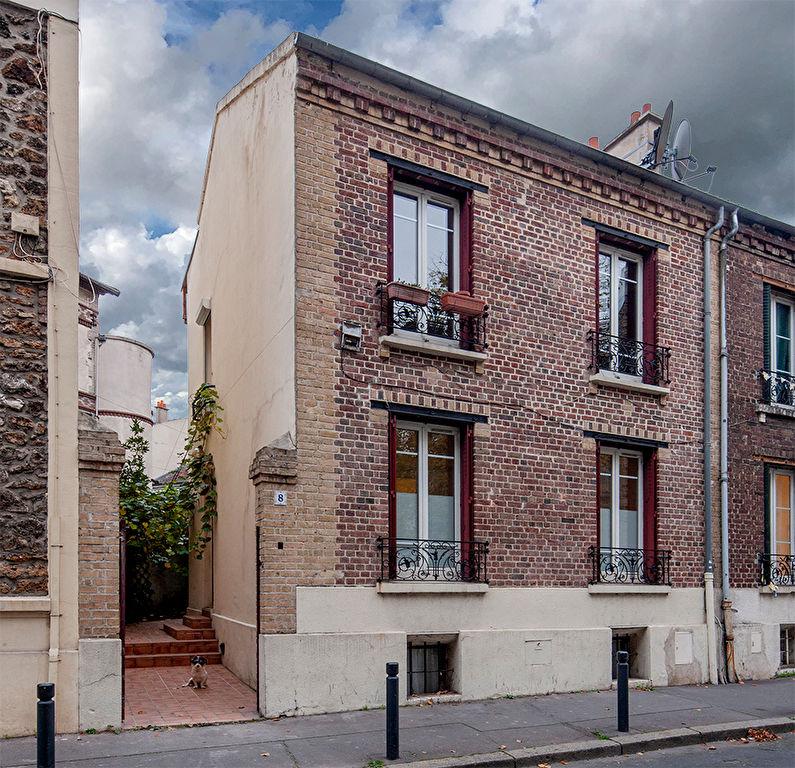 Maison Saint Denis 5 pièce(s) 110 m2