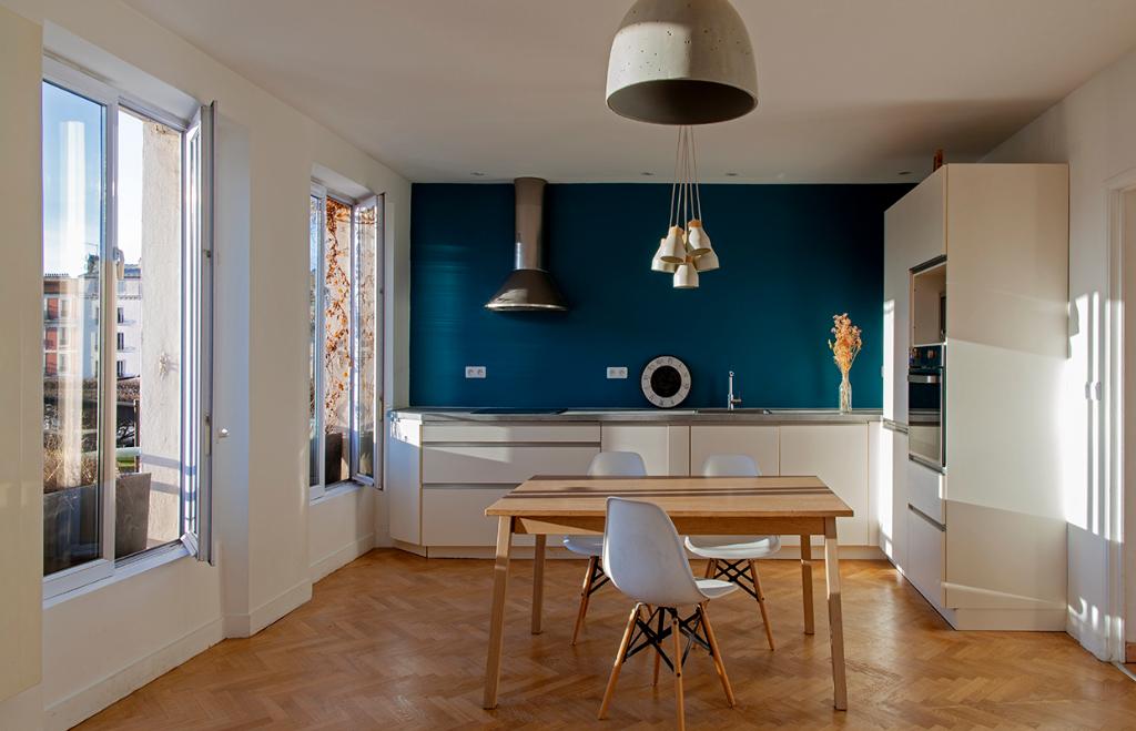 Appartement Saint Denis 4 pièce(s) 76 m2