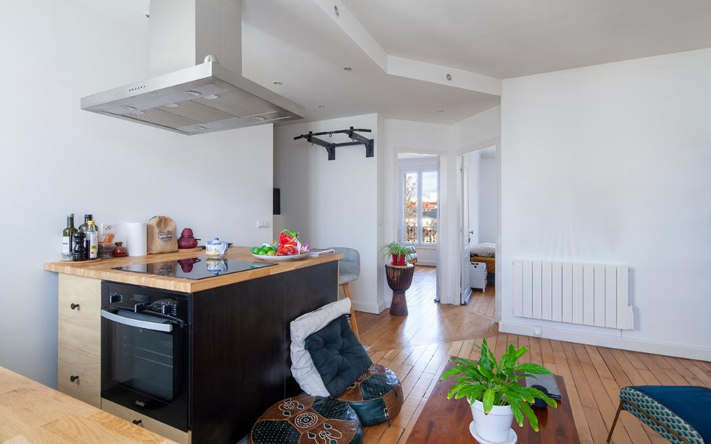 Appartement Saint Denis 3 pièce(s) 46 m2