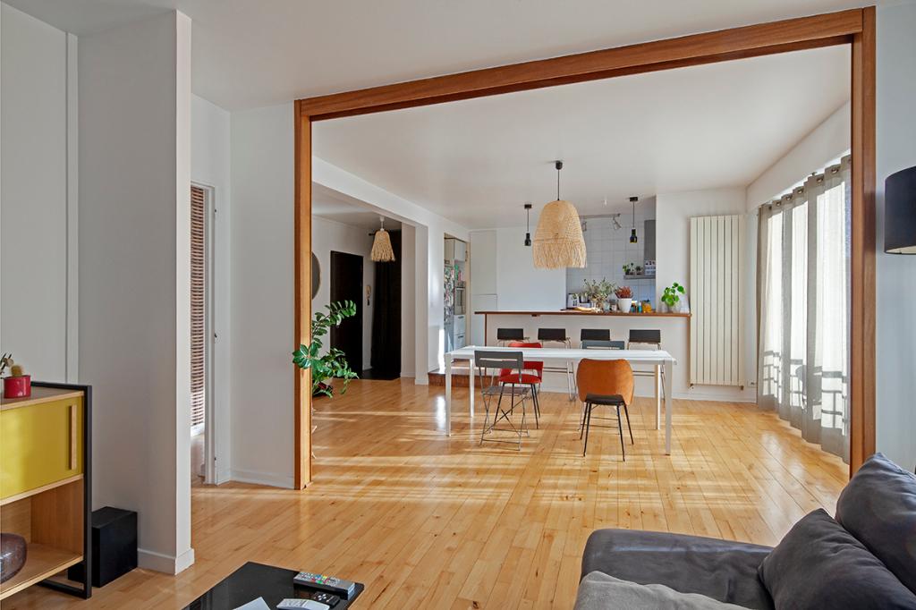 Appartement Saint Denis 4 pièce(s) 84.46 m2