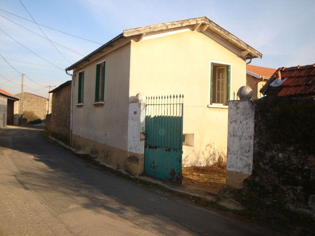 Maison Soucieu En Jarrest