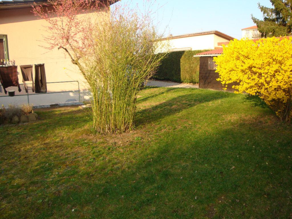 Venissieux : Maison de 68 m2 sur terrain de 470 m²