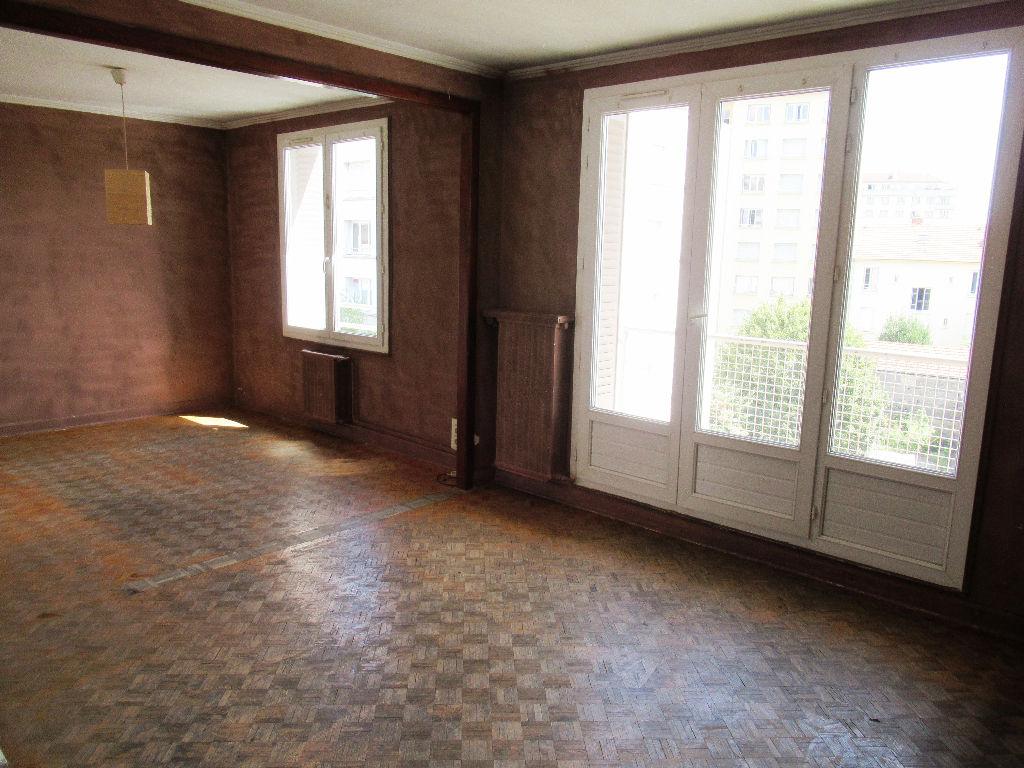 LYON GRANGE BLANCHE : 73 m2 + CAVE