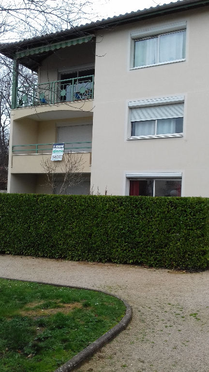 NEUVILLE SUR SAONE : T3 DE 66,73 M² + PARKING