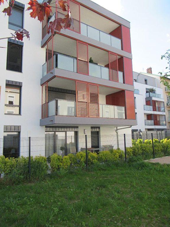 Montchat : T4 de 88.50 m2 + cave + garage