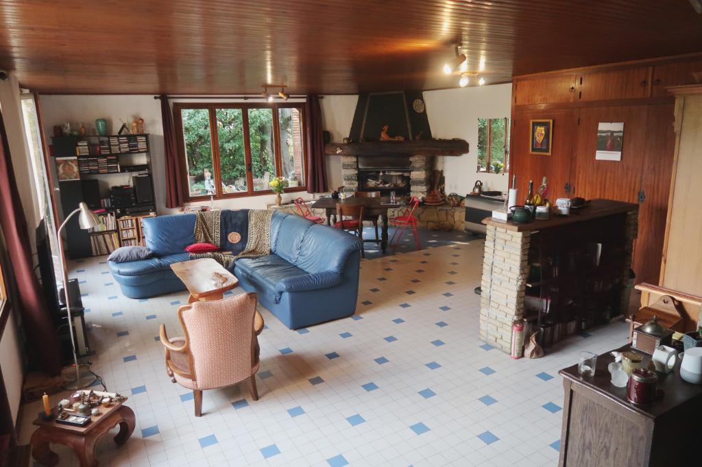 Vénissieux : Maison de 131 m2 sur terrain de 550 m²