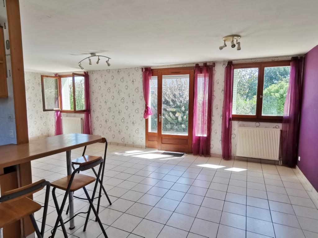 Vénissieux Charréard : maison de plain pied de 100 m2 sur terrain 576 m²