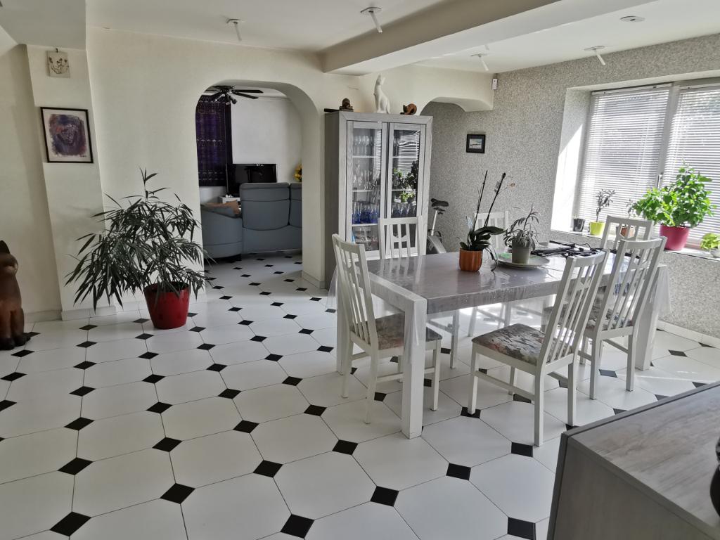 DAGNEUX : Maison de 154 m2 + potentiel agrandissement