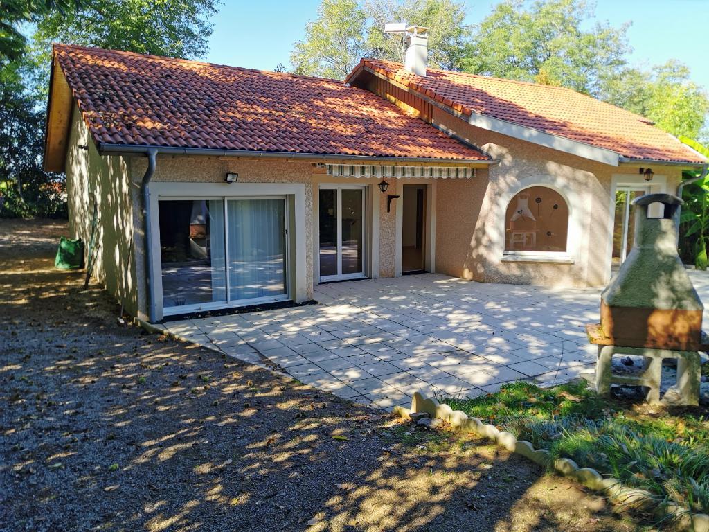 Torchefelon :Maison 124 m2 sur terrain 1500 m²