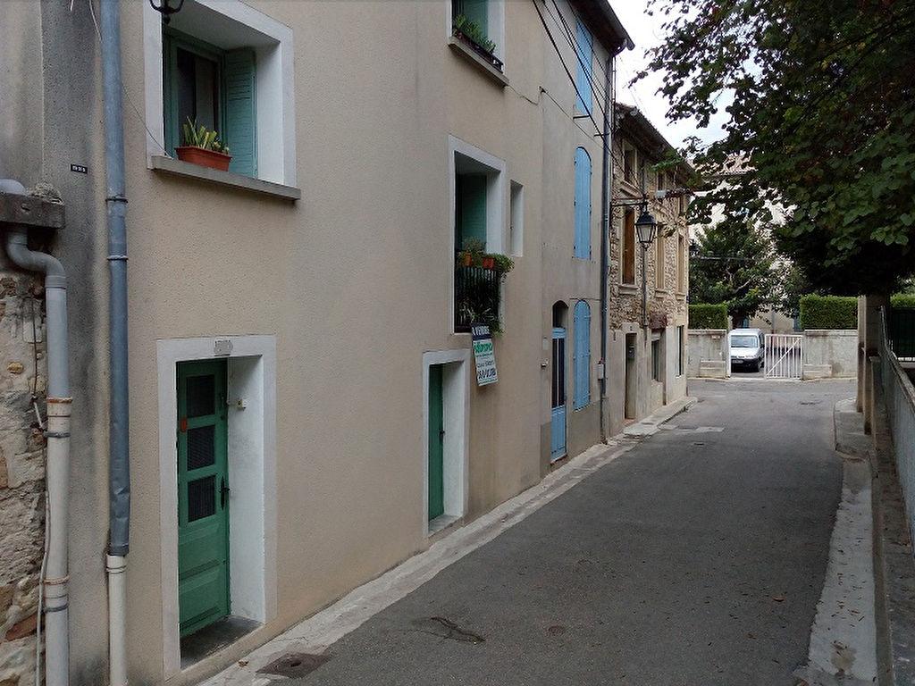 Charmante maison de ville de 60 m² - 2 chambres.