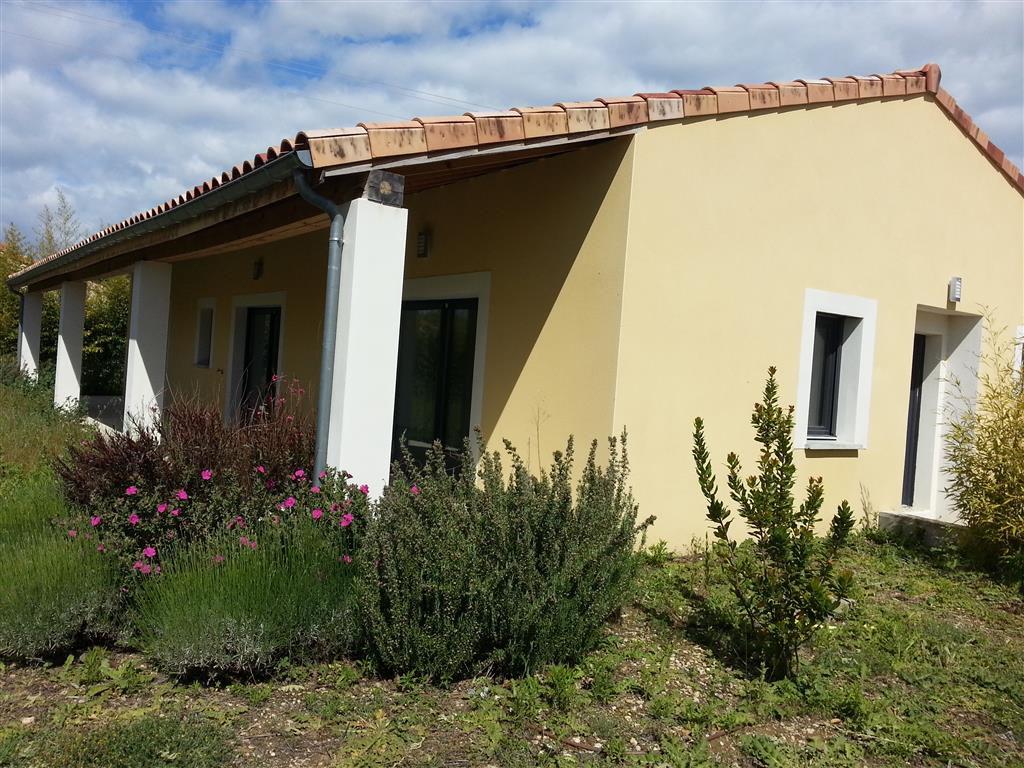 Villa neuve 130 M² - 3 chambres