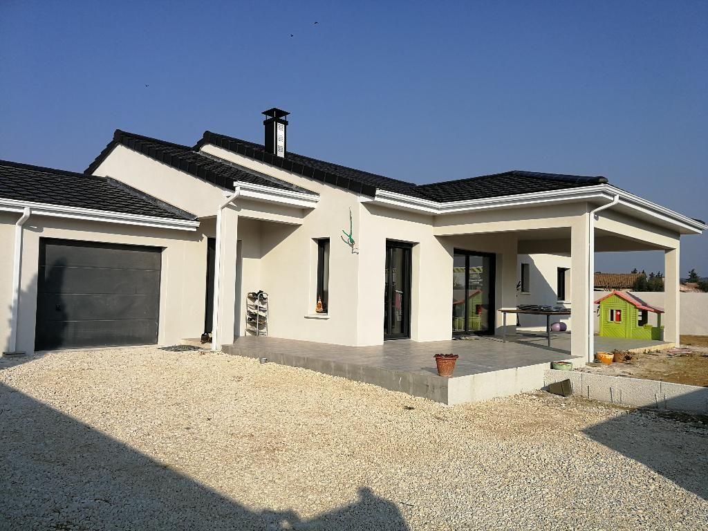Idéal Artisan - Villa neuve de 138 m² (RT 2012) - 4 chambres