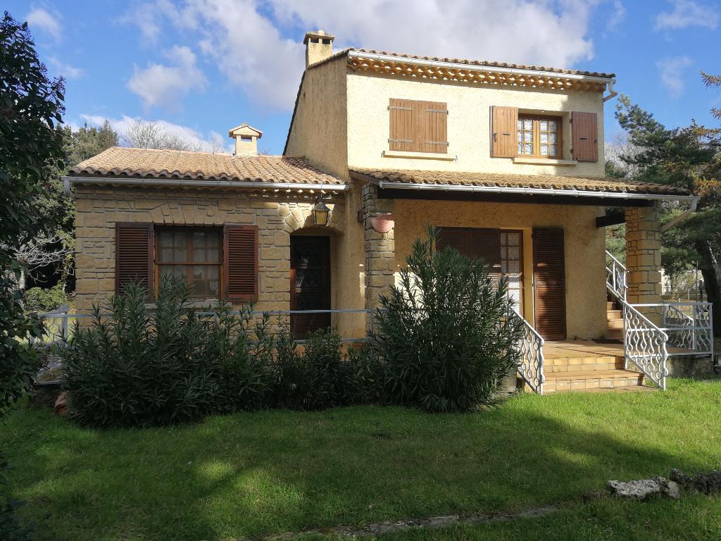 Drôme provençale Villa 100 m² - 4 chambres - terrain 1050 m²