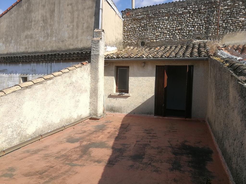 Maison de ville avec garage 46 m²