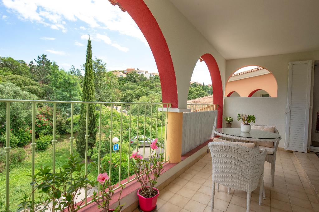 Beau 2 pièces Terrasse dans belle résidence