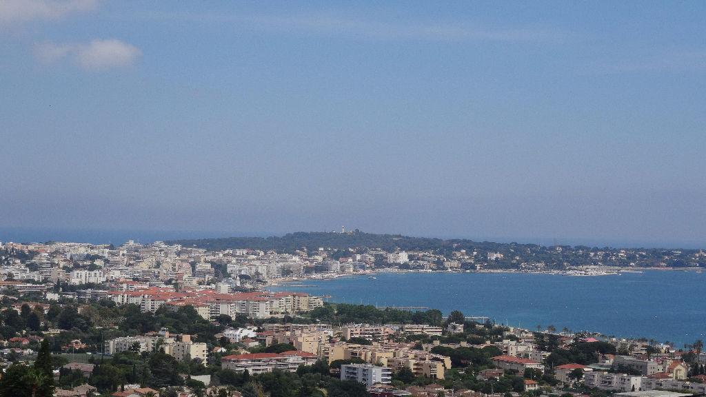 Vue mer panoramique, Villa à golfe-juan 7 pièces de 200 m²