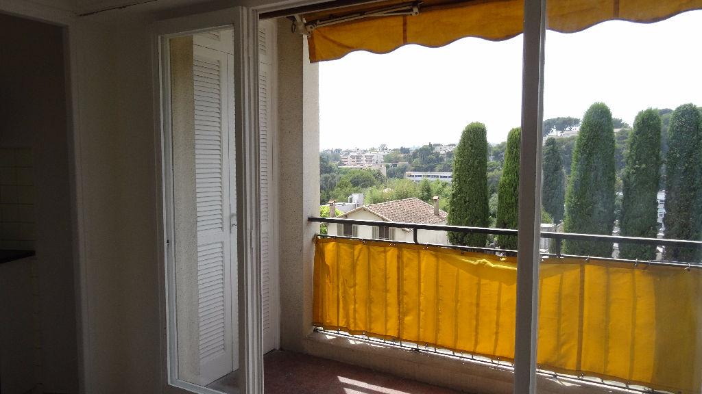 Appartement Le Cannet 1 pièce(s) 25 m2