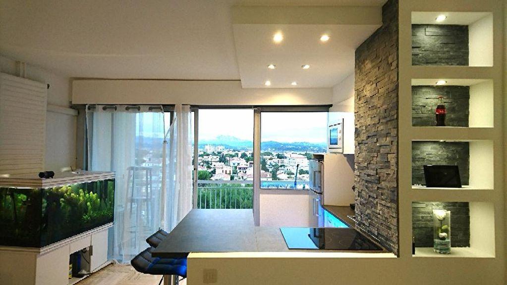 Appartement  1 pièce(s) 28 m2