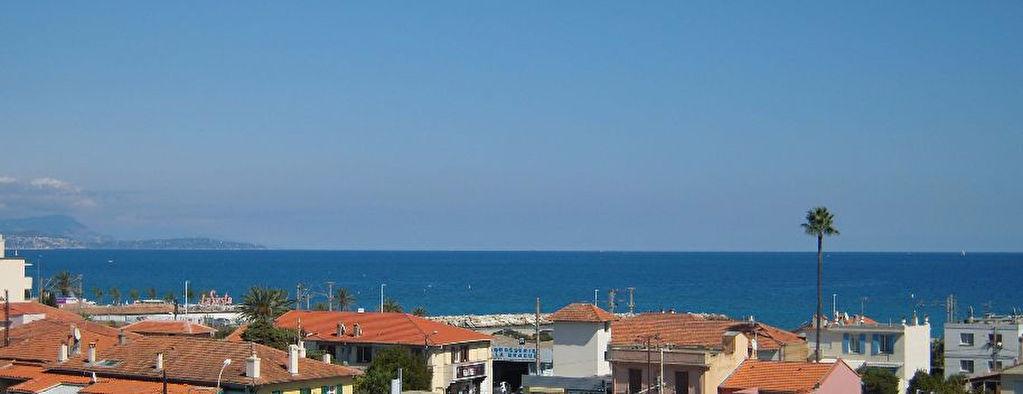 Appartement Antibes T2 de 57 m2 avec vue Mer