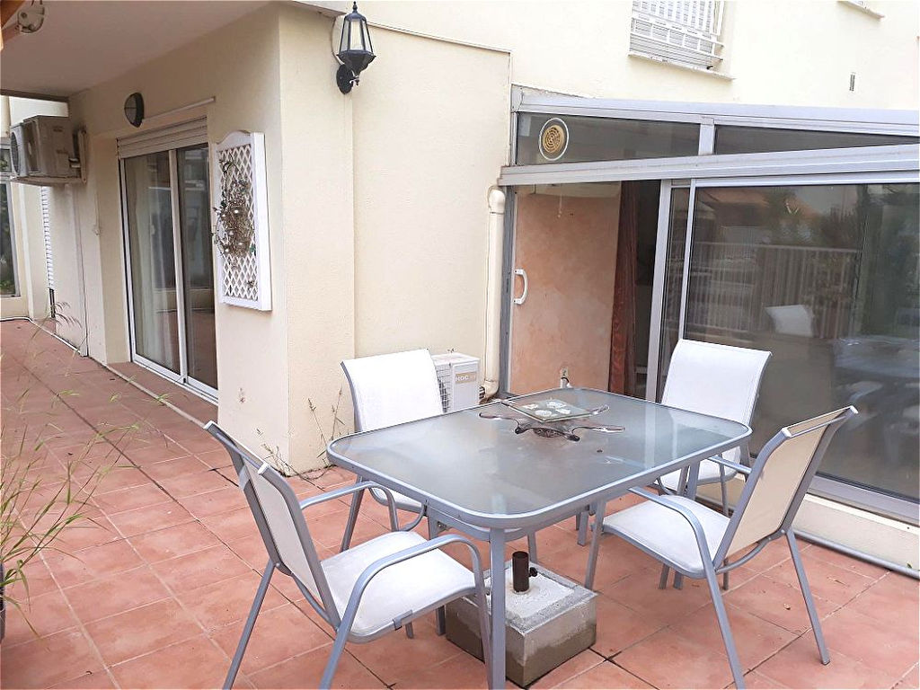Appartement Cannes 2 pièces de 65 m²